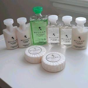Bulgari Hygiene Travel Set